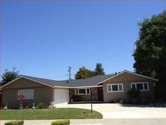 1556 Samedra St, Sunnyvale, CA 94087