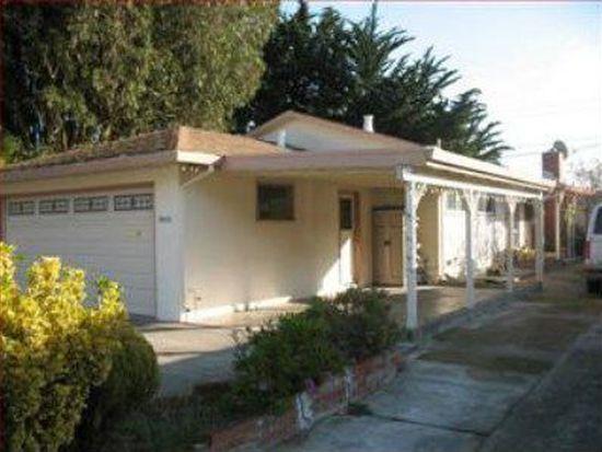 2611 Eucalyptus Way, San Bruno, CA 94066