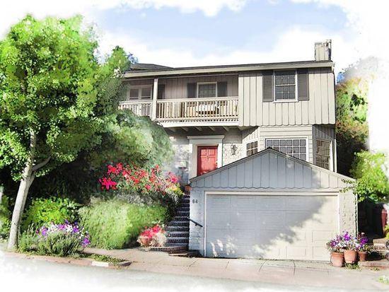 64 Ross Cir, Oakland, CA 94618