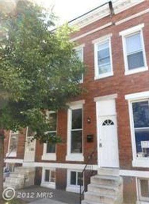 403 E Lorraine Ave, Baltimore, MD 21218