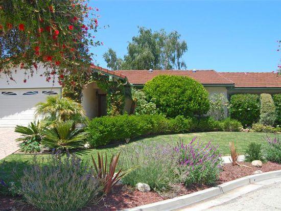 4620 Camino Del Robles, Santa Barbara, CA 93110
