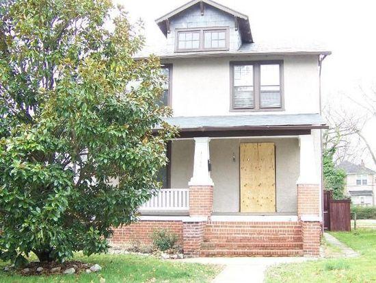 3100 Woodrow Ave, Richmond, VA 23222