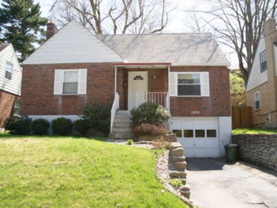 3647 Brotherton Rd, Cincinnati, OH 45209