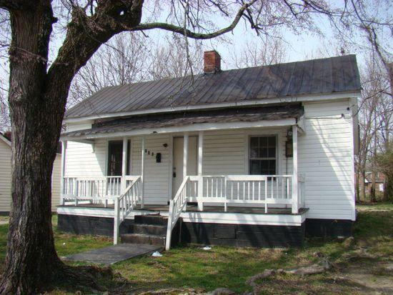 518 Shearin St, Rocky Mount, NC 27801