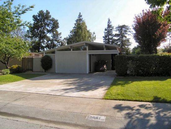3681 South Ct, Palo Alto, CA 94306