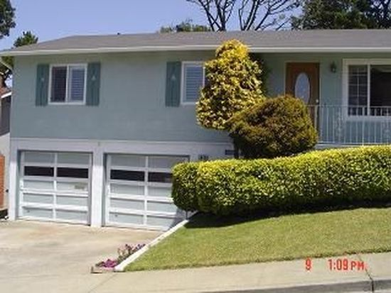 3880 Coronado Way, San Bruno, CA 94066