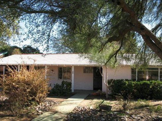 26 N Irving Ave, Tucson, AZ 85711