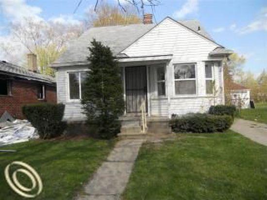 20218 Caldwell St, Detroit, MI 48234