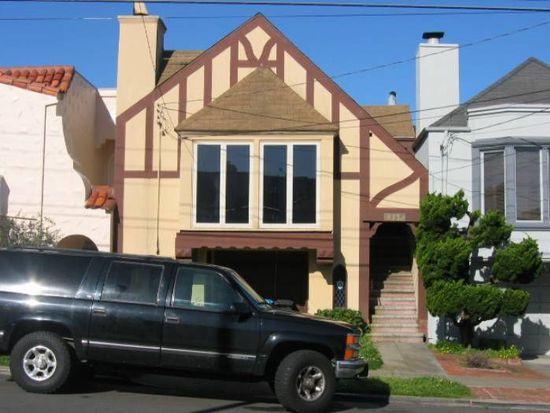 1559 33rd Ave, San Francisco, CA 94122