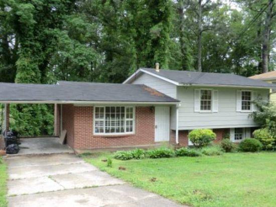 2992 Peek Rd NW, Atlanta, GA 30318