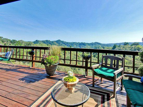 878 Rider Ridge Rd, Santa Cruz, CA 95065