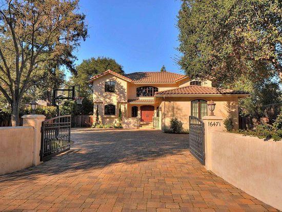 16471 Englewood Ave, Los Gatos, CA 95032