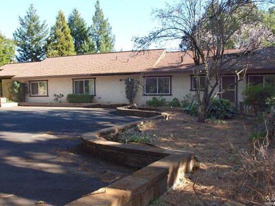 550 Viewridge Dr, Angwin, CA 94508