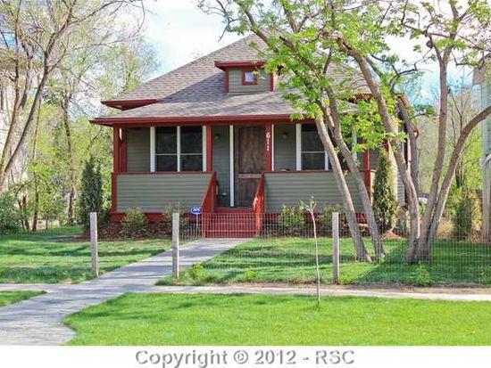 611 E Willamette Ave, Colorado Springs, CO 80903