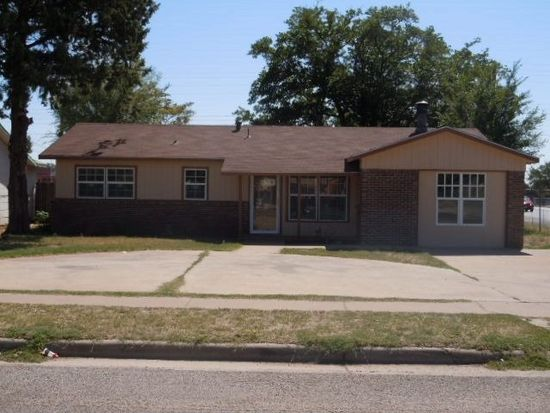 2602 E Auburn St, Lubbock, TX 79403