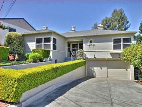 160 Burbank Ave, San Mateo, CA 94403