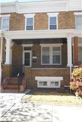 3135 Kenyon Ave, Baltimore, MD 21213