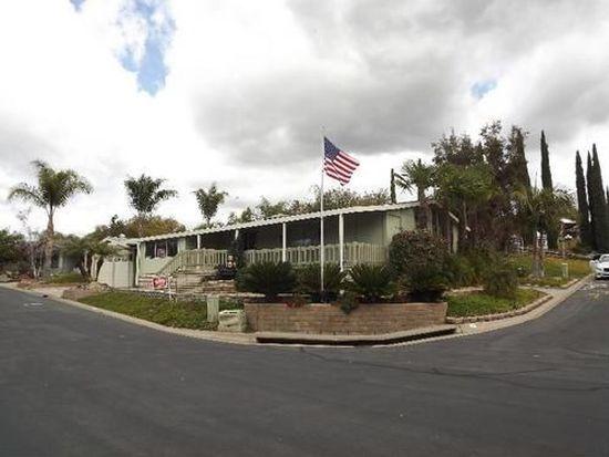 18218 Paradise Mountain Rd SPC 207, Valley Center, CA 92082