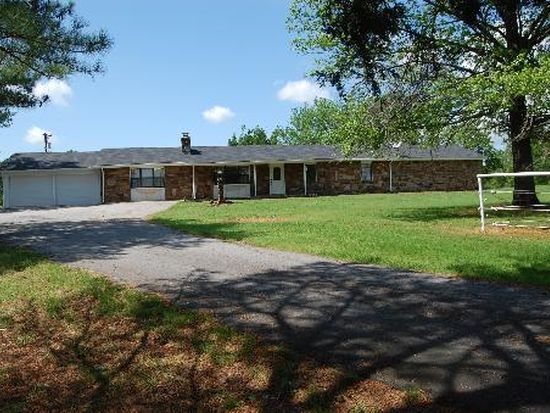 35349 Kerr Mansion Rd, Poteau, OK 74953