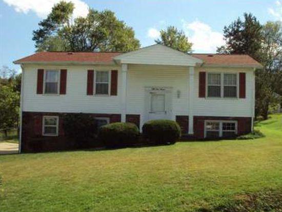 5111 Dover Dr, Charleston, WV 25313