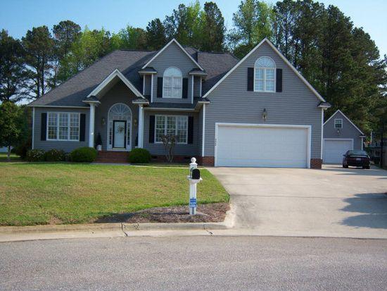 4400 Davis Farms Dr N, Wilson, NC 27896