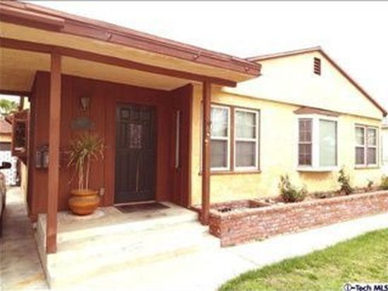 300 S Mariposa St, Burbank, CA 91506