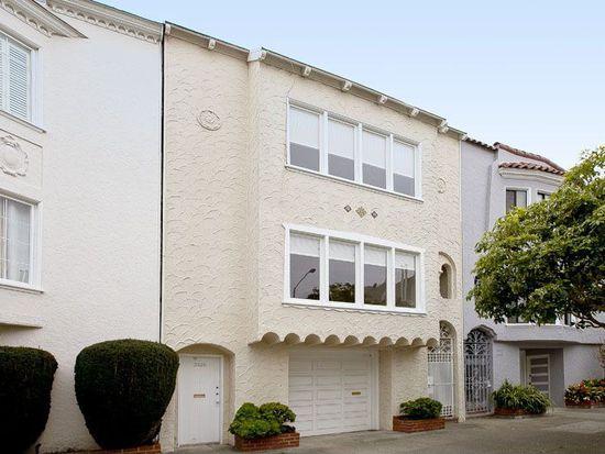 3526 Pierce St, San Francisco, CA 94123