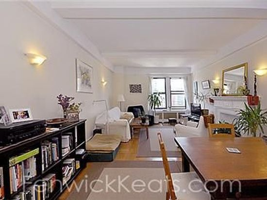 350 Central Park W APT 10D, New York, NY 10025