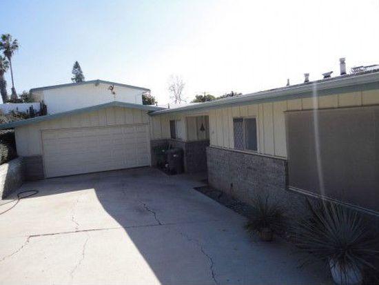 2596 Carlow St, El Cajon, CA 92020