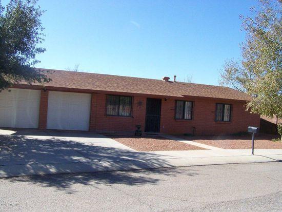 3846 E Starfish Pl, Tucson, AZ 85739