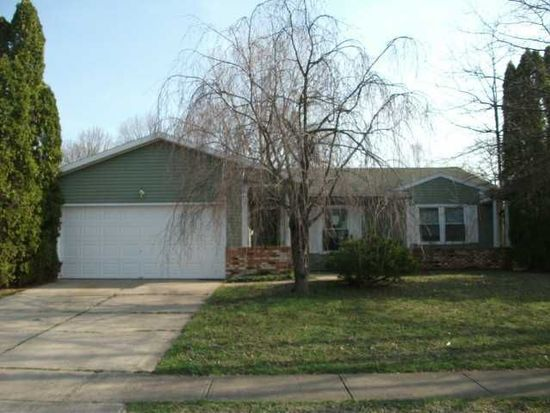 1323 Woodpointe Dr, Indianapolis, IN 46234
