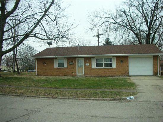 1331 Arrowhead Trl, Xenia, OH 45385