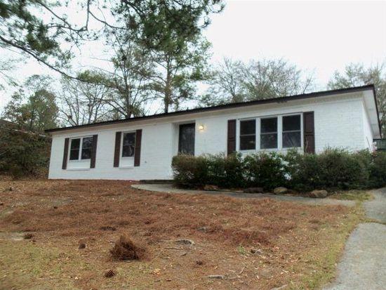 2917 Cumberland Dr, Augusta, GA 30906