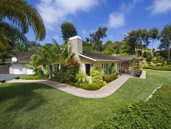 16919 Reposa Alta, Rancho Santa Fe, CA 92067