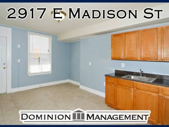 2917 E Madison St, Baltimore, MD 21205