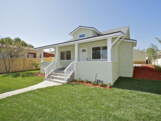3736 Nile St, San Diego, CA 92104