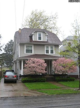 1278 Bonnieview Ave, Lakewood, OH 44107