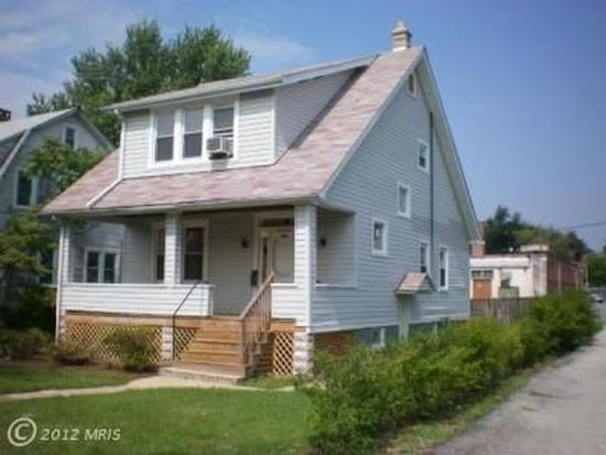 5306 Nuth Ave, Baltimore, MD 21206