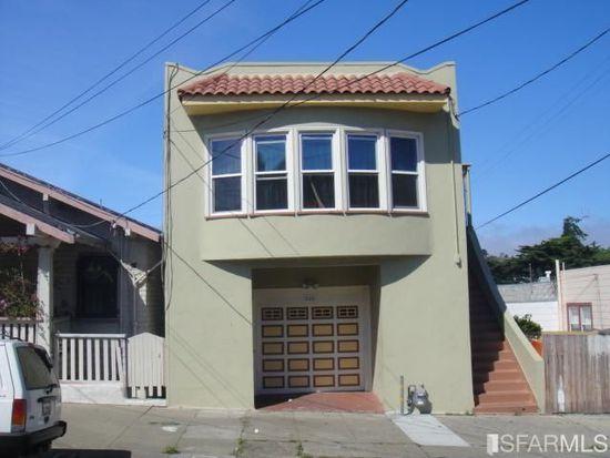 122 Paris St, San Francisco, CA 94112