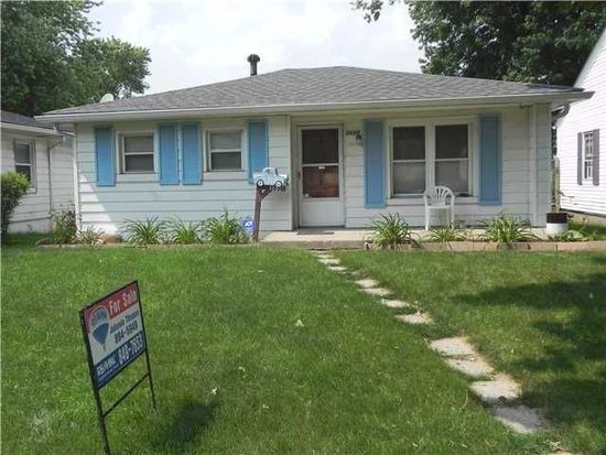 3634 Fletcher Ave, Indianapolis, IN 46203