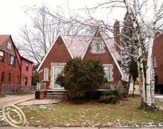 16757 Kentfield St, Detroit, MI 48219
