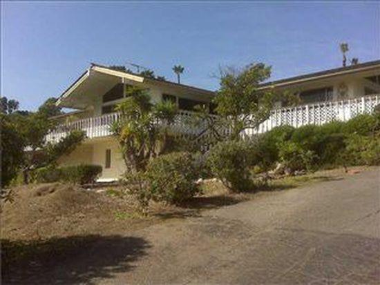 4715 El Aspecto, Rancho Santa Fe, CA 92067