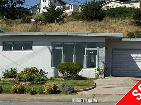 583 Manor Dr, Pacifica, CA 94044