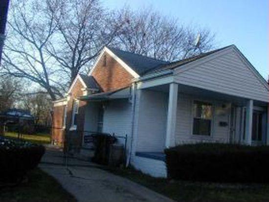 12745 Abington Ave, Detroit, MI 48227