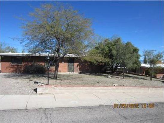606 N Avenida Calma, Tucson, AZ 85745