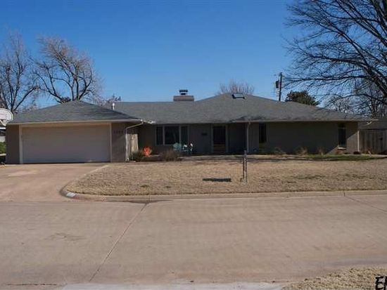 1029 Indian Ter, Enid, OK 73703