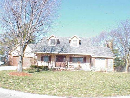 4306 W Fox Ridge Ave, Greenwood, IN 46143