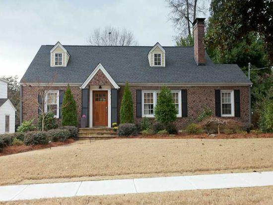 211 Rumson Rd NE, Atlanta, GA 30305