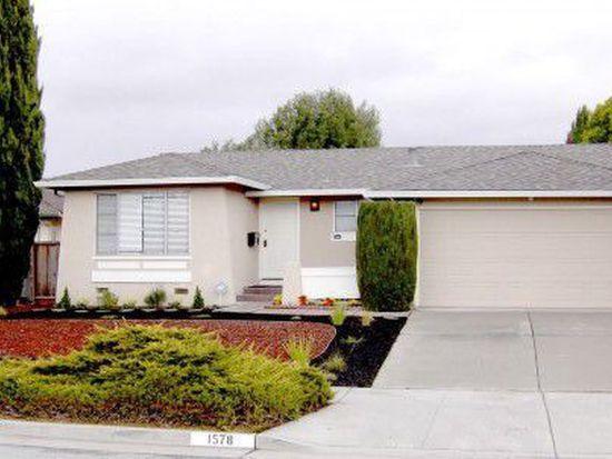 1578 Stubbins Way, San Jose, CA 95132