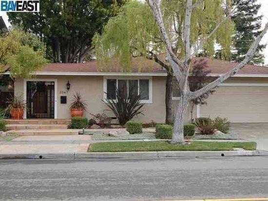 2347 Raven Rd, Pleasanton, CA 94566